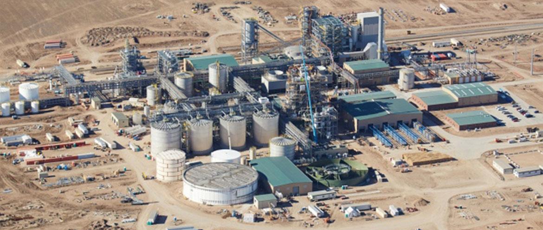 Hugoton Biomass Ethanol Facility