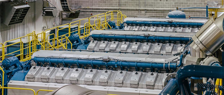 LCEC Generation Plant