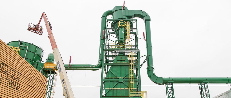 Planer Mill